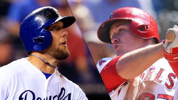 Royals @ Angels game 2 preview