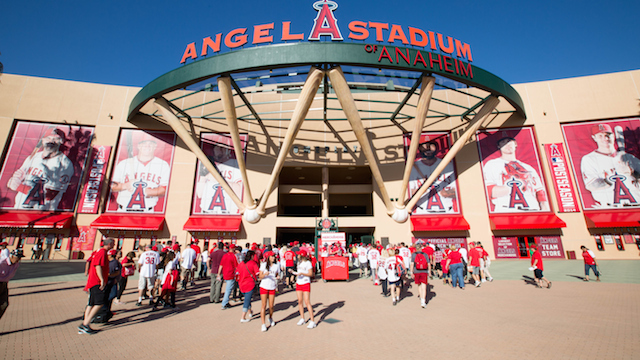 Royals @ Angels game 3 preview