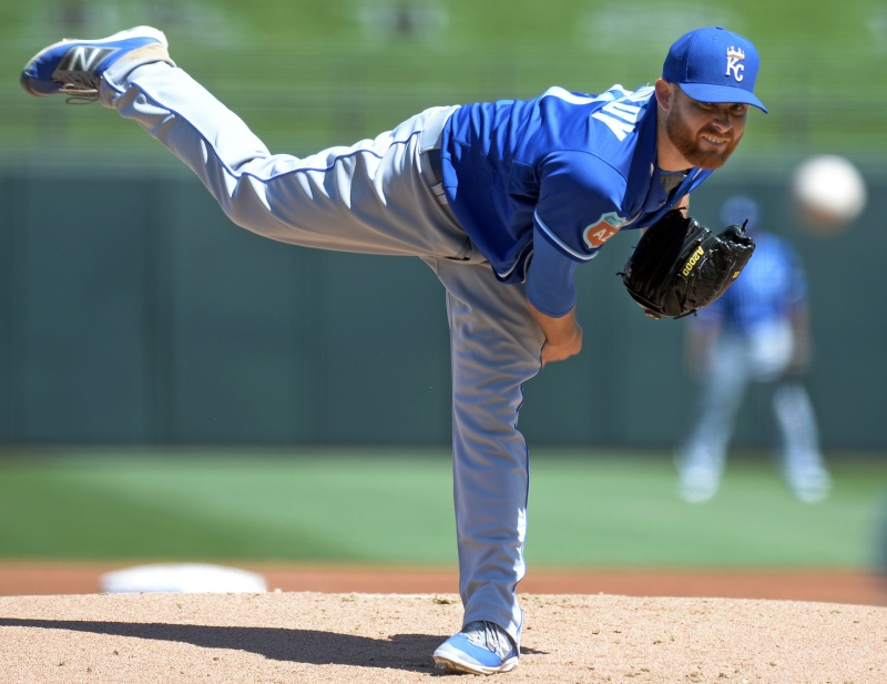 Royals @ Mariners game 3 preview