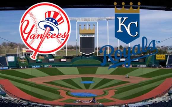 Royals @ Yankees game 1 preview