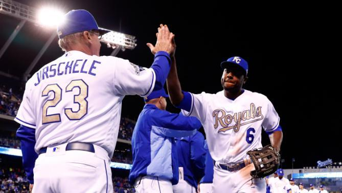Braves @ Royals game 3 preview
