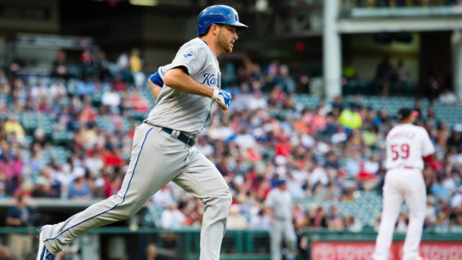 Royals @ Indians game 2 preview