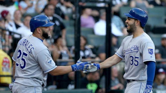 Royals @ White Sox game 2 preview