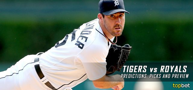 Tigers @ Royals game 1 preview