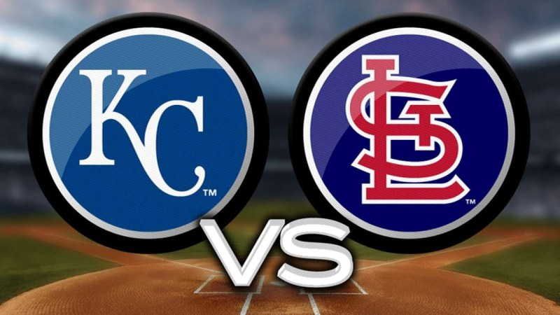 Cardinals @ Royals game series preview
