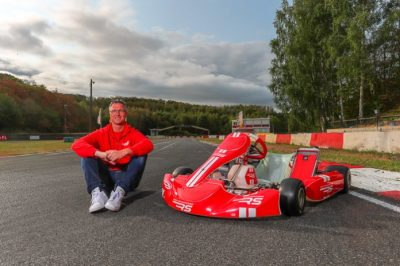 """Ralf Schumacher launches RS Kart because """"Karting will never be boring"""""""