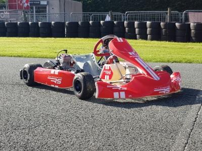 RS Kart Arrives in the UK