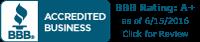 BBB Certification Logo