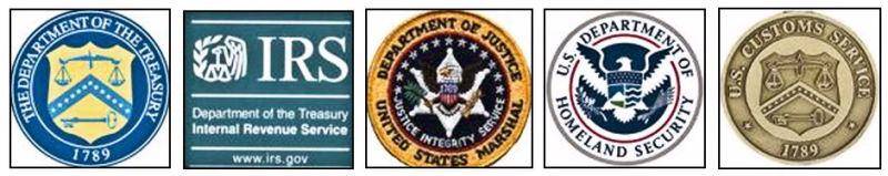 Federal Agencies Logos