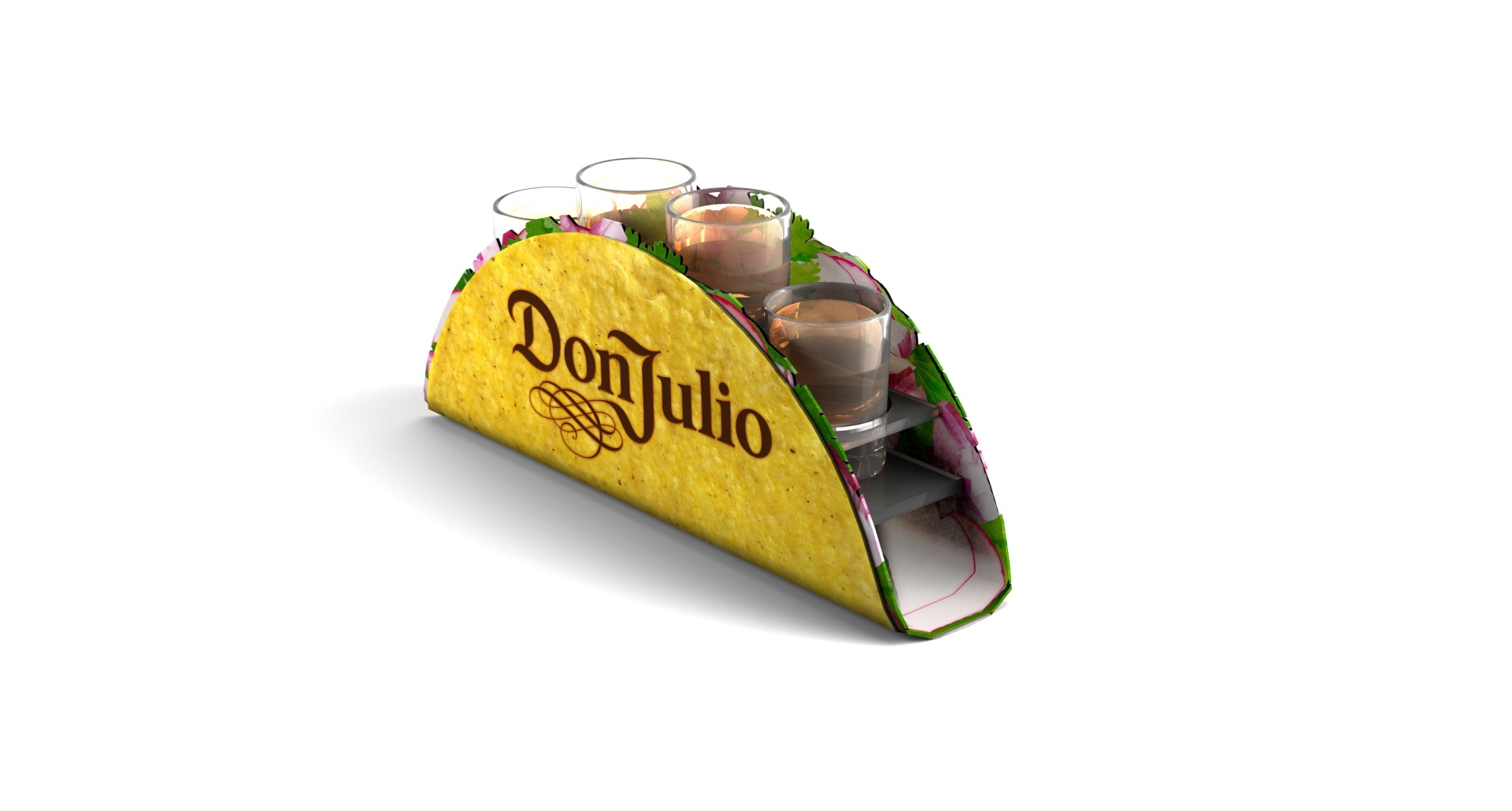 Don Julio Taco Shot Special!