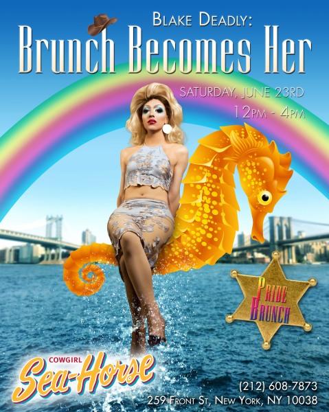 Celebrate Pride at SeaHorse!