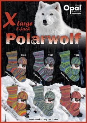 XL 8ply Ploarwolf