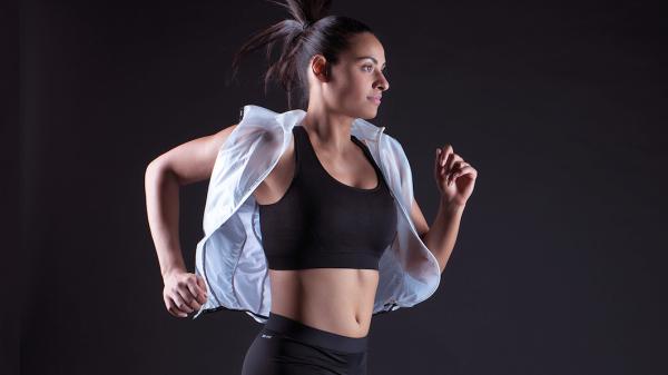 Rebecca Bastiaensz Running