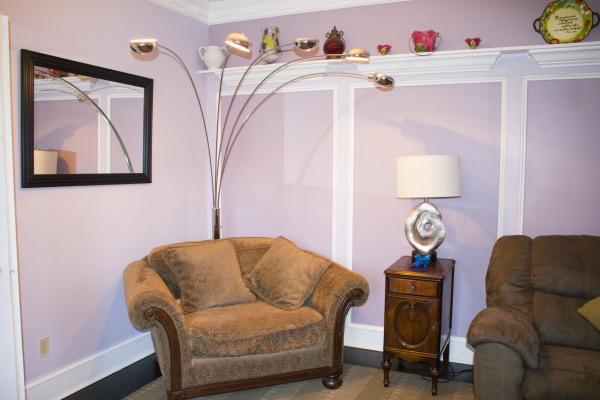 Corner Livingroom