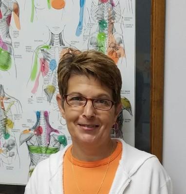 Mandi Weiser, Licensed Massage Therapist