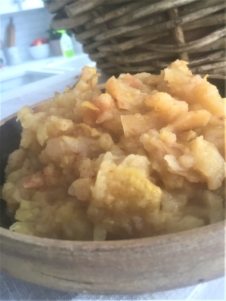 Housemade Applesauce