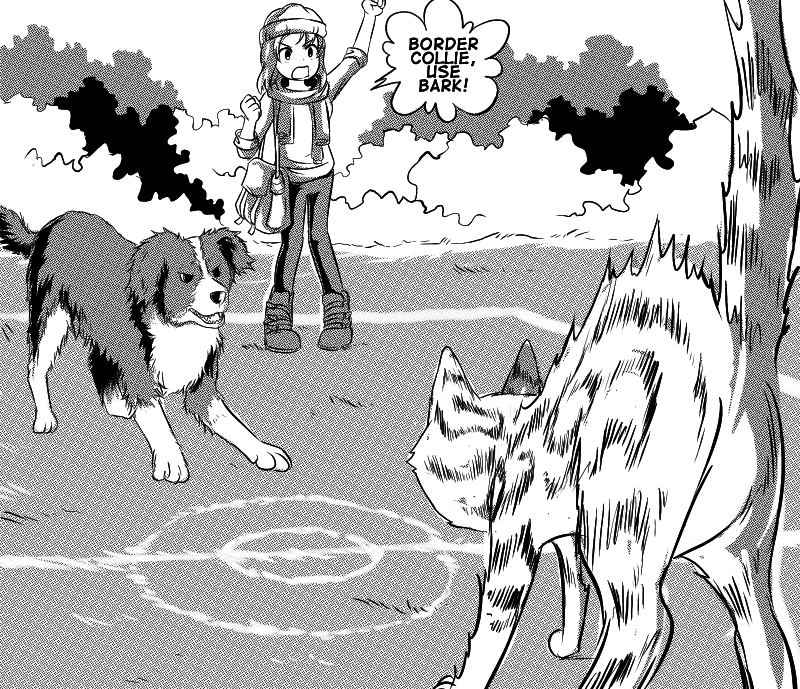 If Animals Were Like Pokemon/Two Comic Ideas
