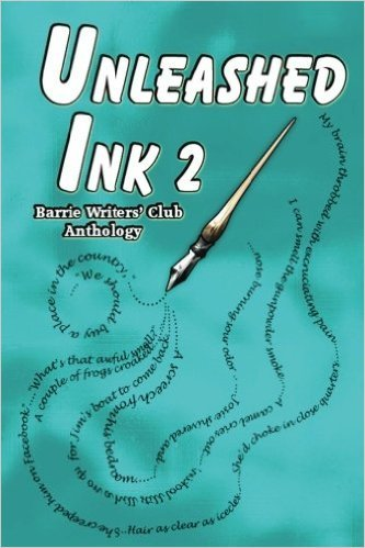 The offical cover for Unleashed Ink 2