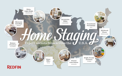 Redfin Features Halcyon Home Staging + Design