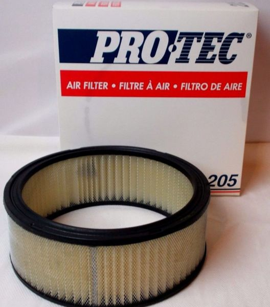 Oil and Air Filters