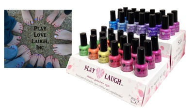 PLL Natural Peel Off Nail Polished made with Fruits & Vegetables