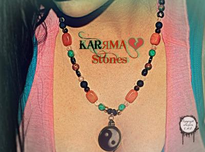 KARЯMA Stones