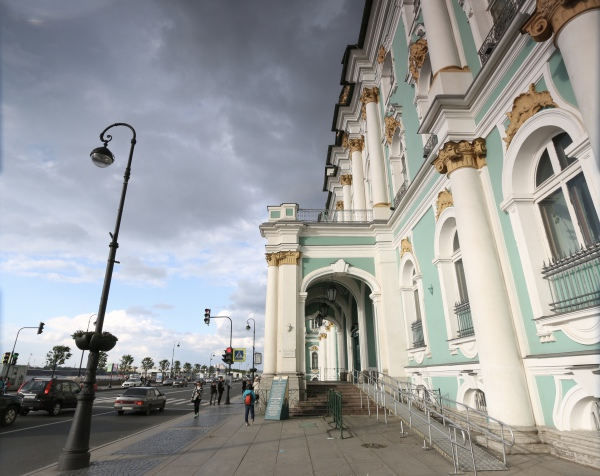 Russia Part 1 - From the Baltic Sea to the White and the Black Seas