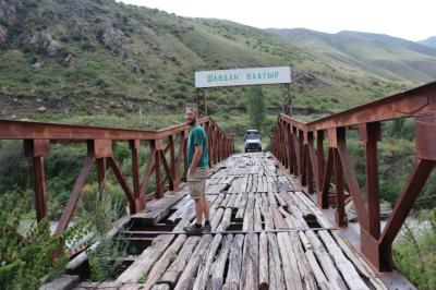 Kyrgyzstan Chong Kemin National Park