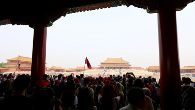 The Forbidden City - Beijing
