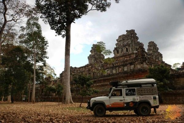 Cambodia - Angkot What?