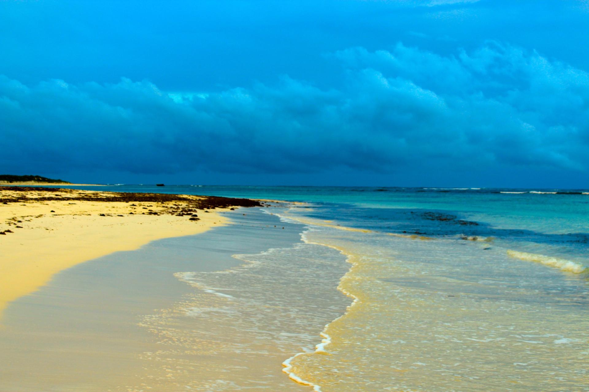 Beach of Aus