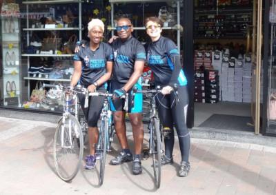 Grand Depart PCUK Riders