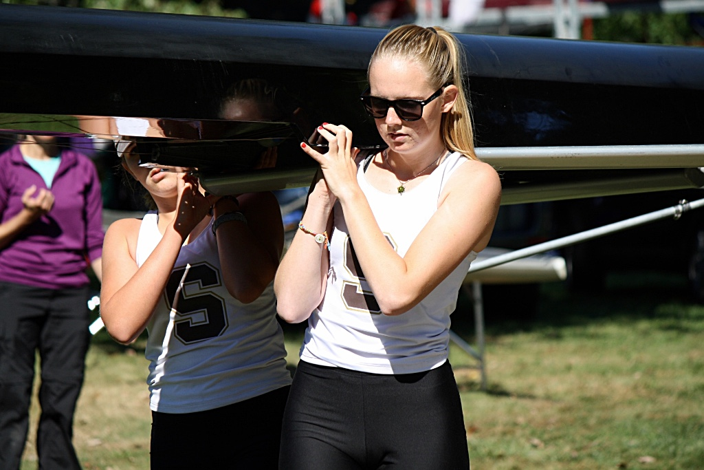 The Most Important Thing I Learned from Rowing Isn't About Rowing