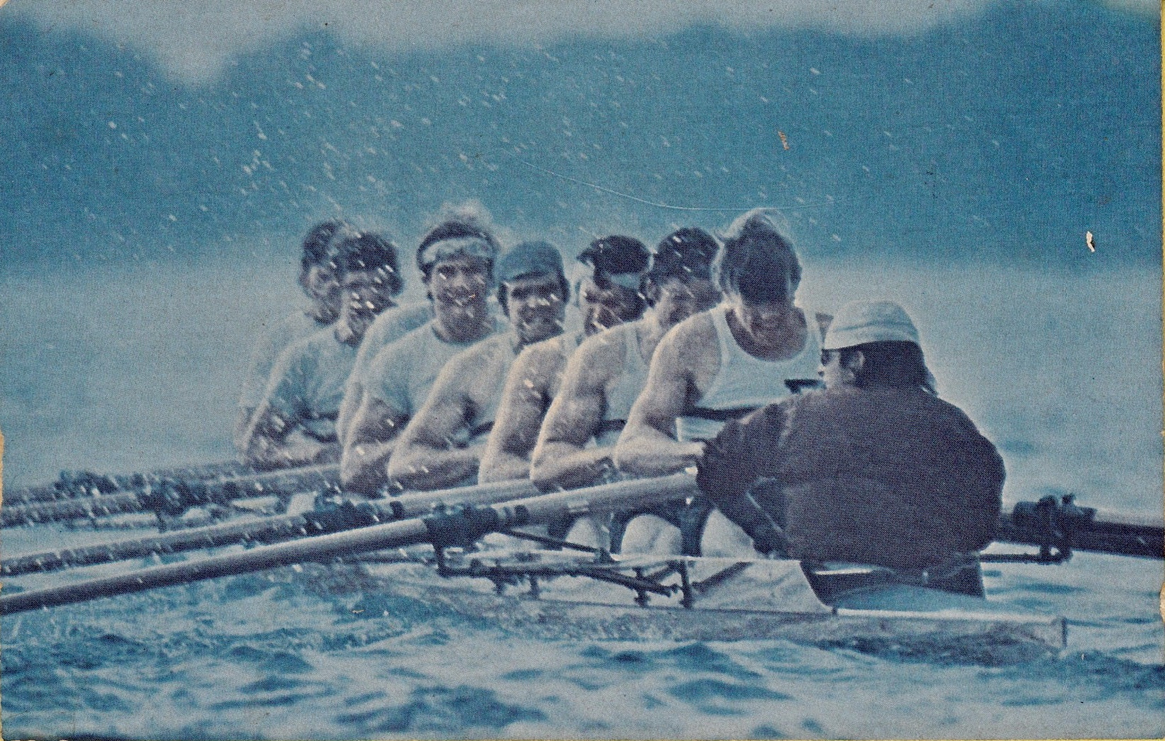 How to Row Your Best in a Big Race