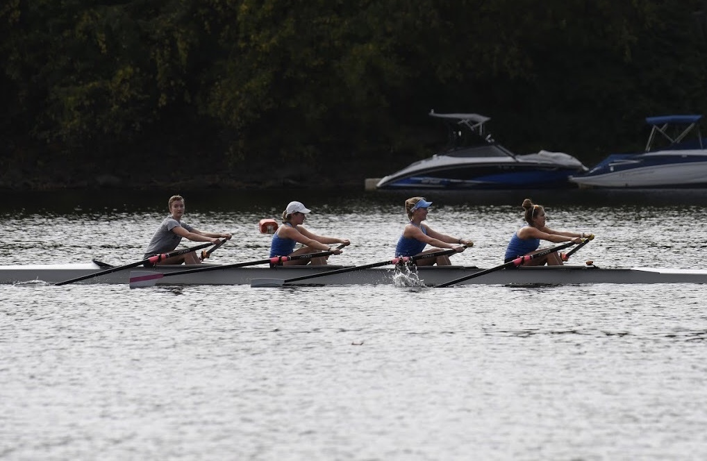 What's Rowing in College Like? with Leslie Spencer ('17)