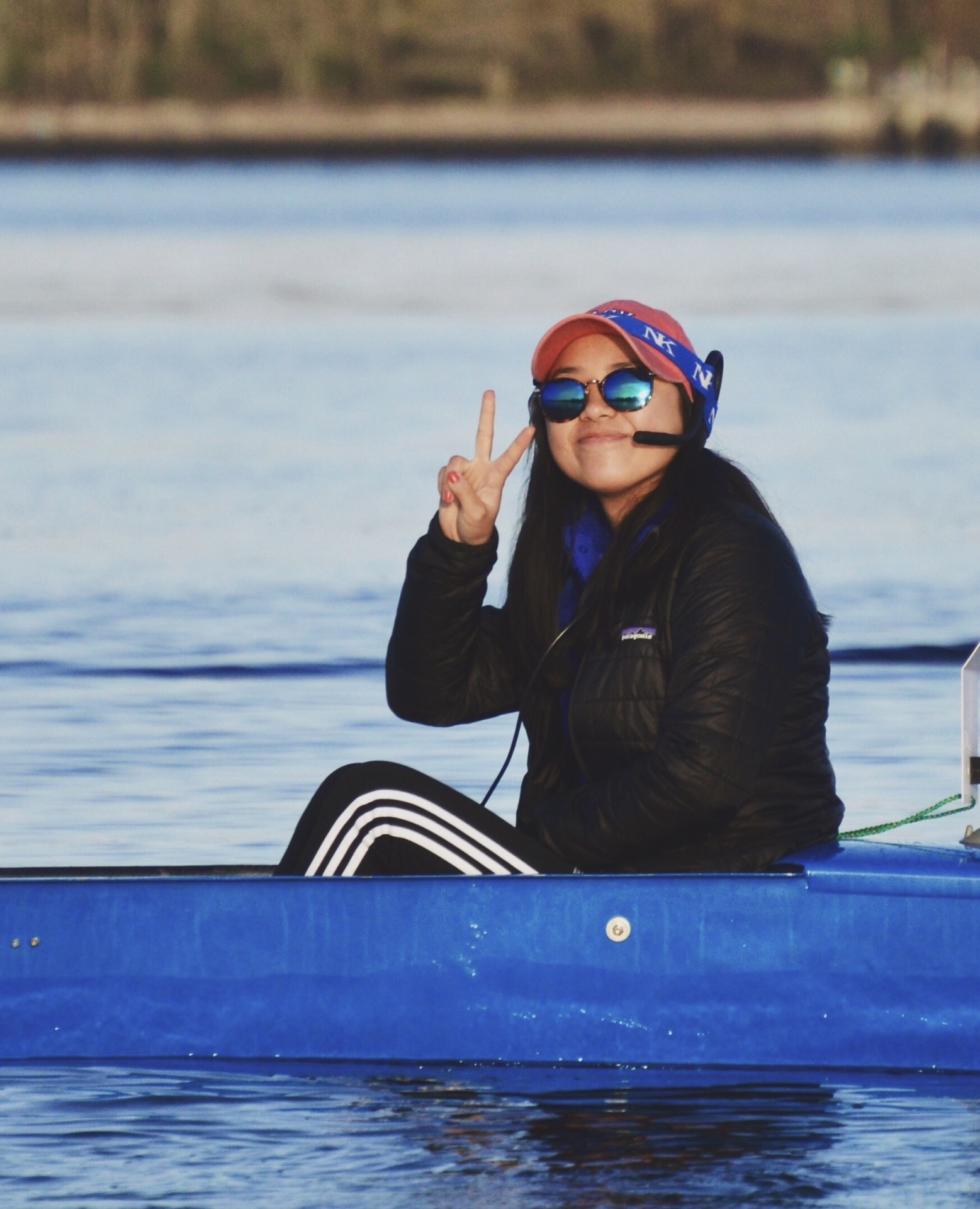 What's Rowing in College Like? with Bailey Eckersley ('16)