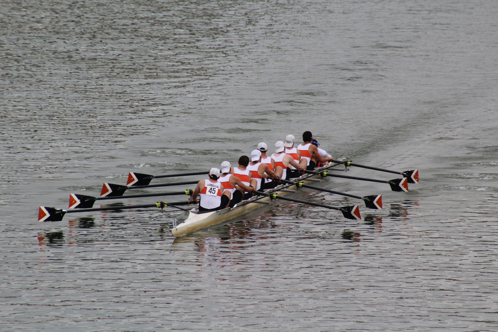 What's Rowing in College Like? With Adriano DeCastro ('16)