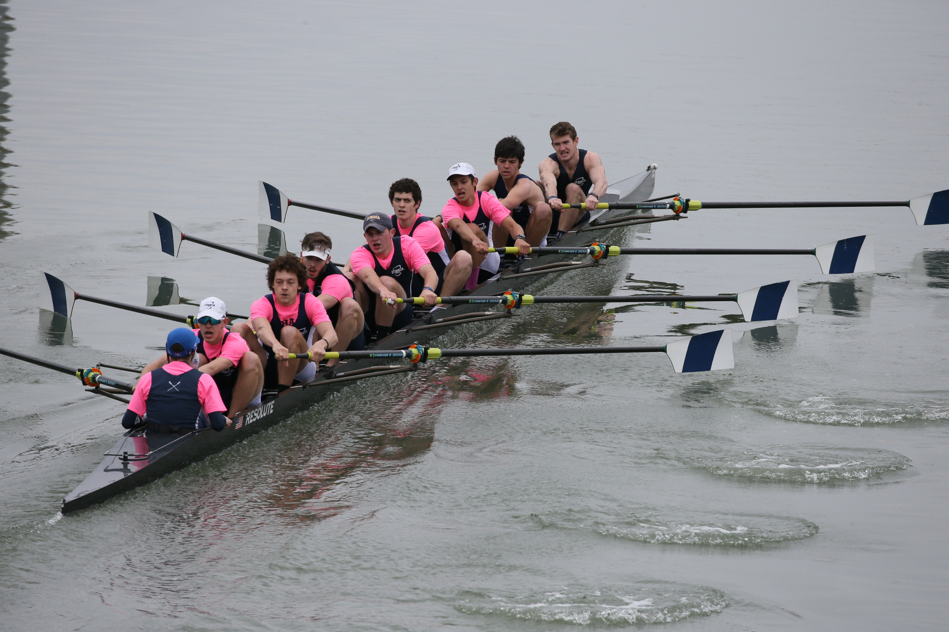 What's Rowing in College Like? With Luke Monteiro ('18)