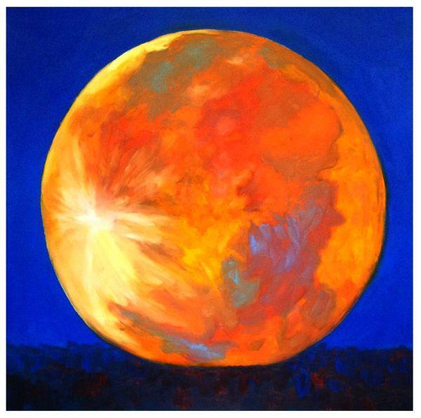 Harvest Moon Bruce Fortney
