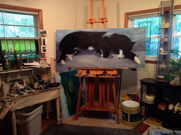 Studio  Bruce Fortney