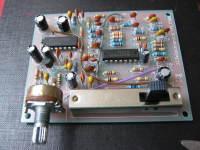 SSB CW audio filter