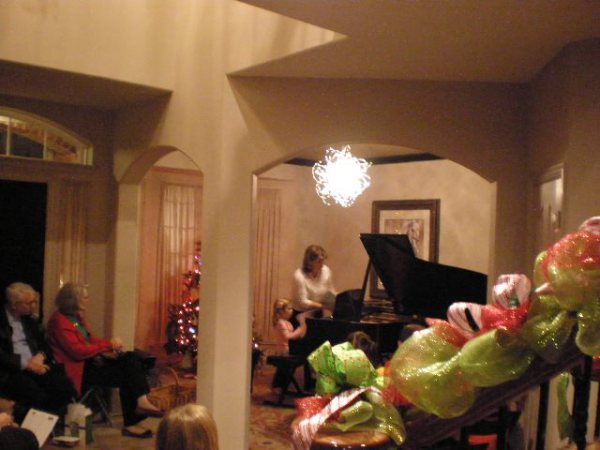 Studio Piano Recital