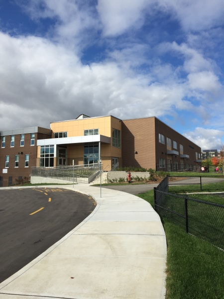 school, new construction, institution, design, addition, renovation