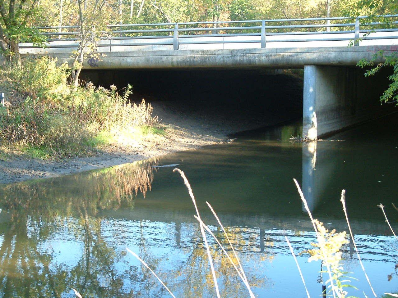 Cootes Drive Bridge
