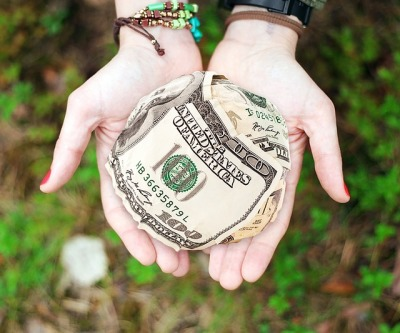 How to make charity about more than just money