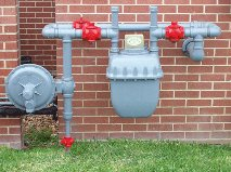 Gas Lines, Gas Piping, Gas Meter Hookups, Gas Fireplace, Propane Conversion, Gas Servicing