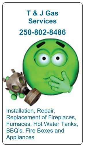 Nanaimo Natural Gas Services, Parksville Gas Services, Port alberni Gas services, fireplaces. furnaces