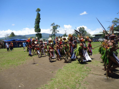 Independence day, PNG 2011