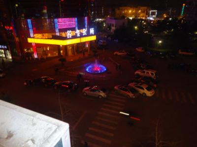 First trip, China, Mar 2011