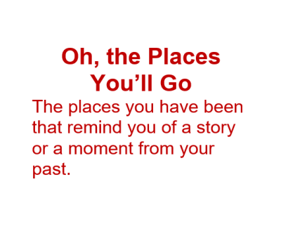 Oh, the Places You'll Go Collection